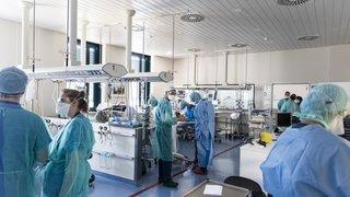 Coronavirus: «C'est entre vos mains»; l'appel des médecins aux Valaisans